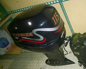 Evinrude115